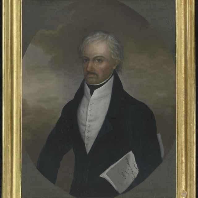 Olejomaľba, portrét Jána Urbányiho