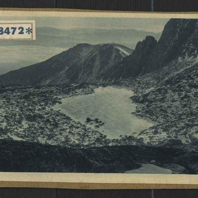 Pohľadnica:Vysoké Tatry - Chytil, Alois