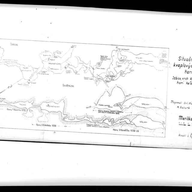 Harmanecká jaskyňa (negatív) - Komunálne služby, Liptovský Mikuláš