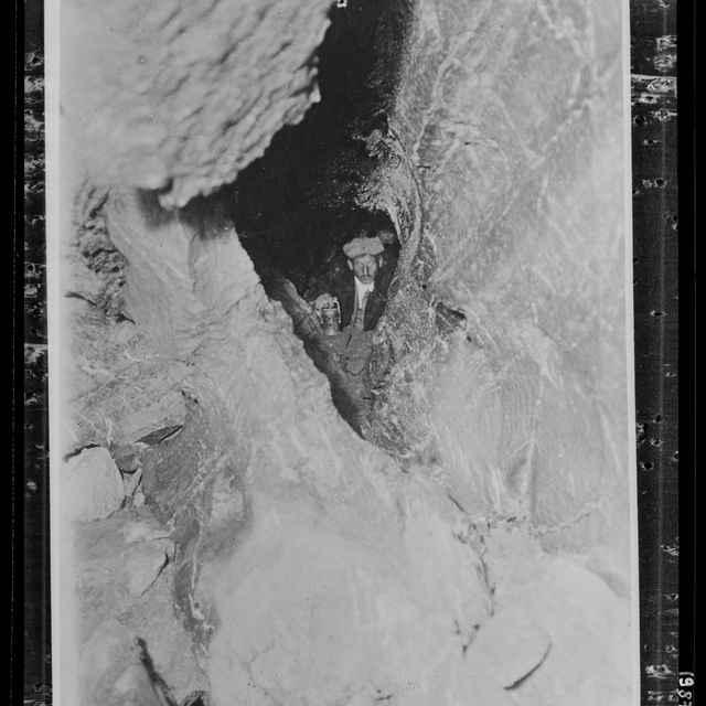 Demänovská jaskyňa slobody (negatív)