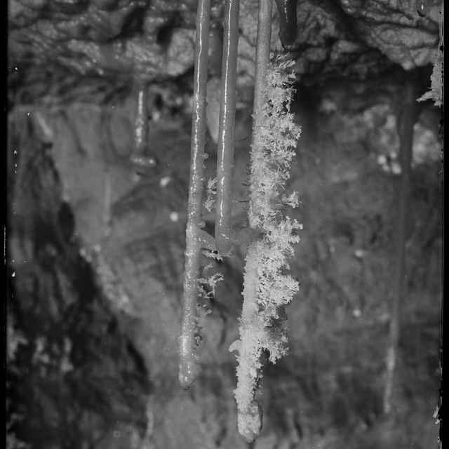 Demänovská jaskyňa slobody (negatív) - Benický, Vojtech