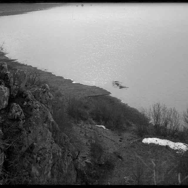 Ardovská jaskyňa (negatív) - Benický, Vojtech