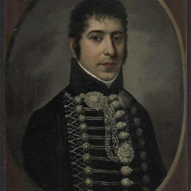 5ca882a58 Rombauer Ján: Portrét mladého muža