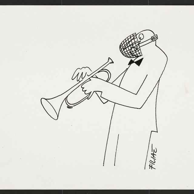 Kresba Štefana Filiača z Považskej Bystrice