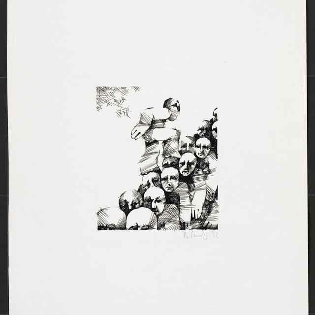 Kresba Boba Perneckého