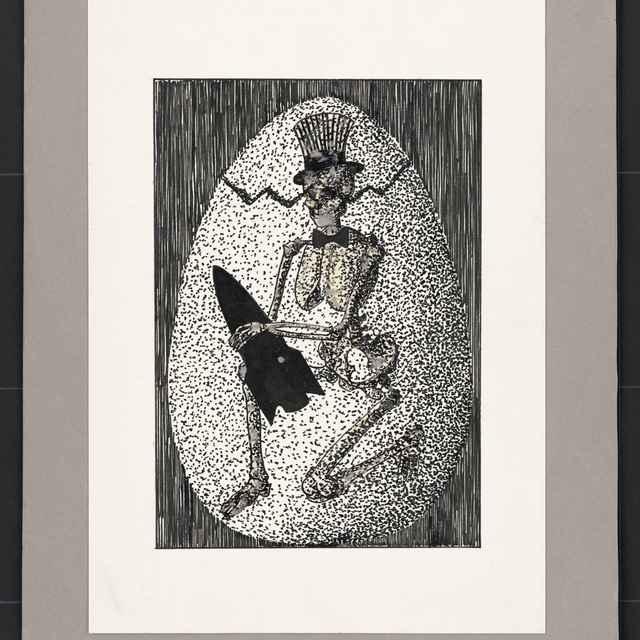 Kresba Hany Pravdovej z Báhoňa