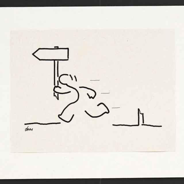 Kresba Andreja Mierzýnskeho z Poľska