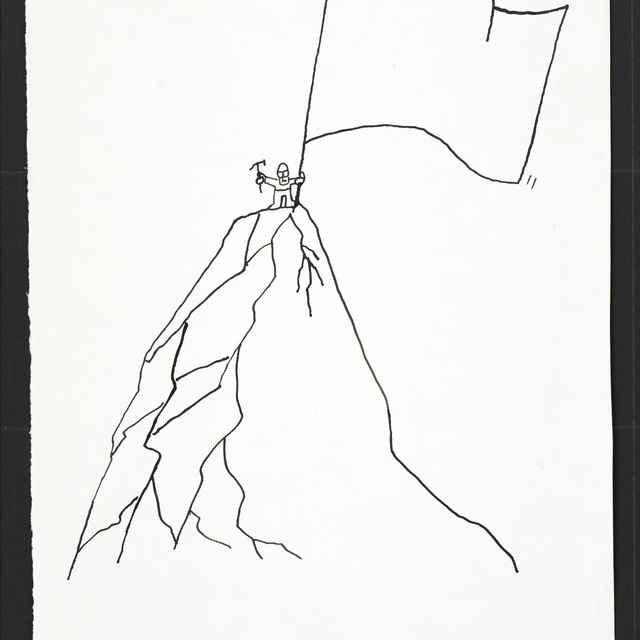 Kresba Rasťa Visokaia z Košíc