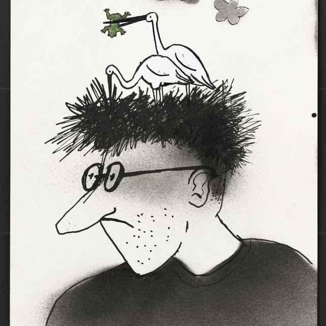Kresba Oľgy Moldovej