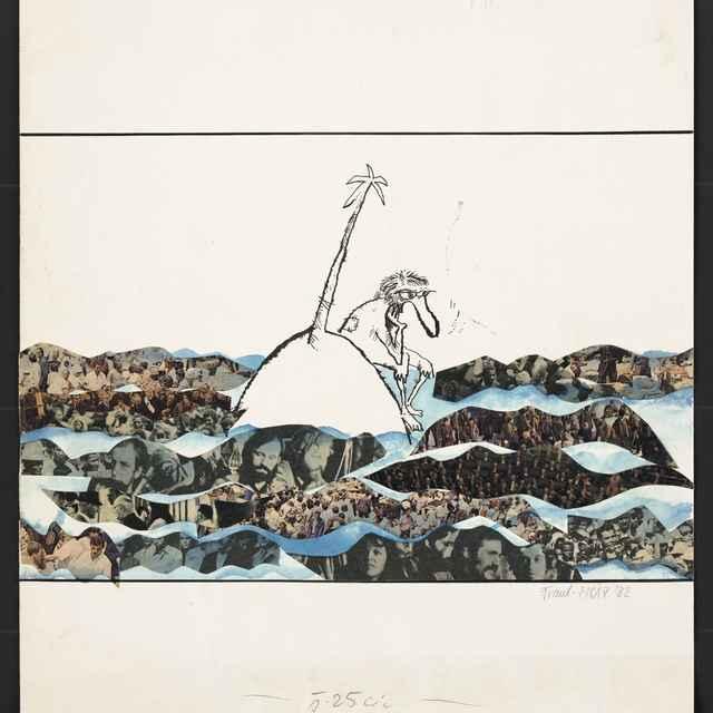 Kresba Františka Mráza