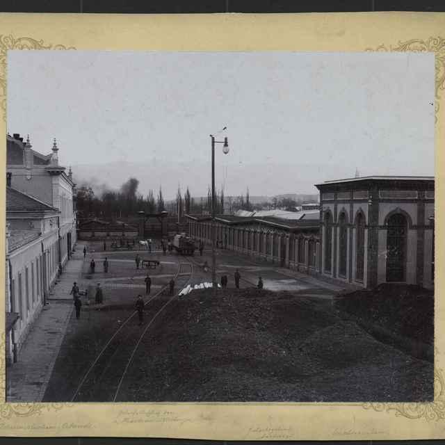 Fotografia - továrna na súkno (Slovena) v Žiline