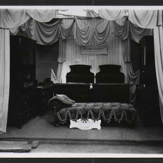Fotografia - Priemyselná výstava v Žiline 1903 - neznámy (osobné meno)