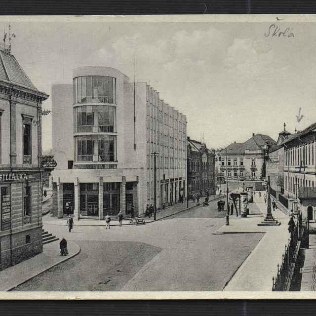 Pohľadnica - Žilina - neznámy (osobné meno)