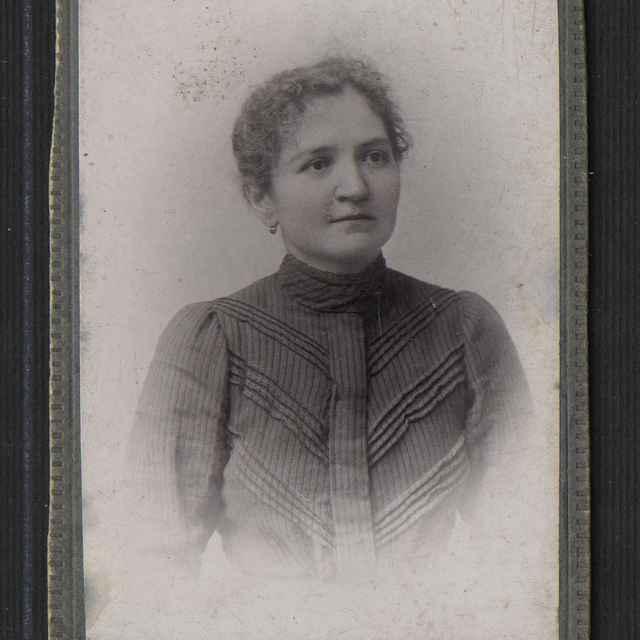 Fotografia ženy, portrét - Reková, Matilda