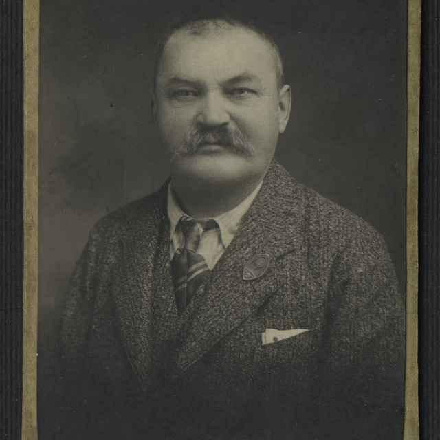 Fotografia muža, portrét - Vykopal, Ján