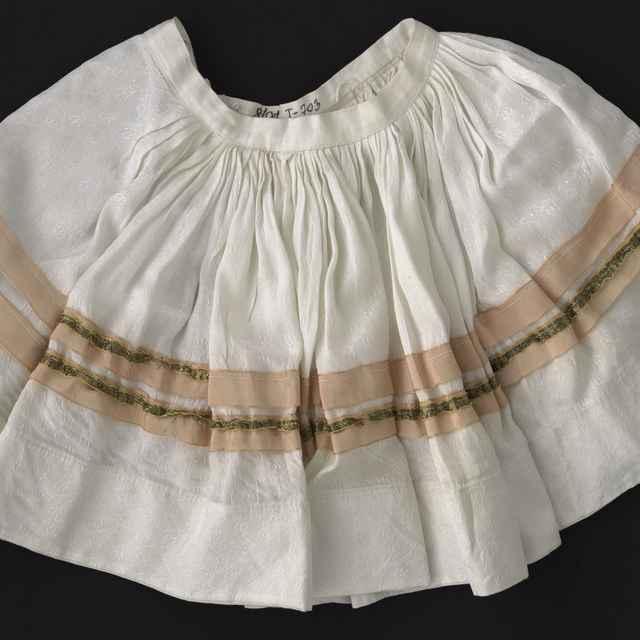 Sukienka, detský ľudový odev