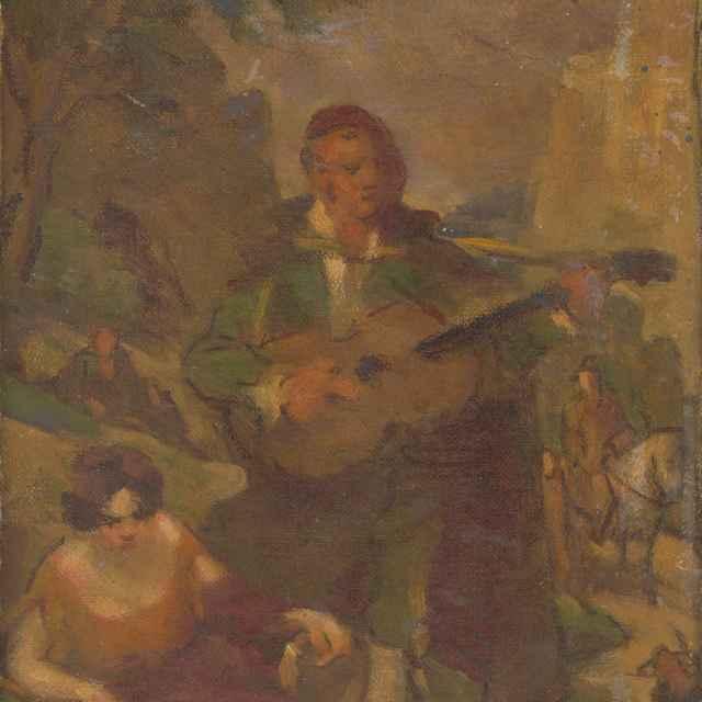 Gitarista - Mitrovský, Milan Thomka