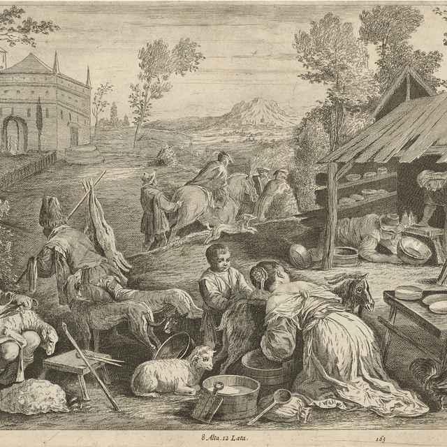Jar - štyri ročné obdobia - Bassano, Jacopo