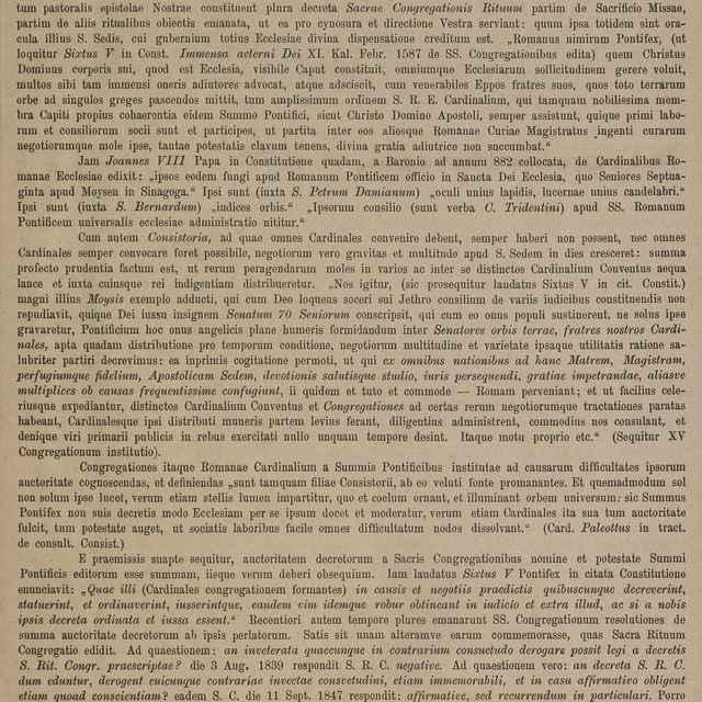 Venerabili et Honorabili Clero Dioecesis Nostrae salutem in Domino, et Paternam ac Praesuleam Nostram Benedictionem! - Roskovány, Augustin