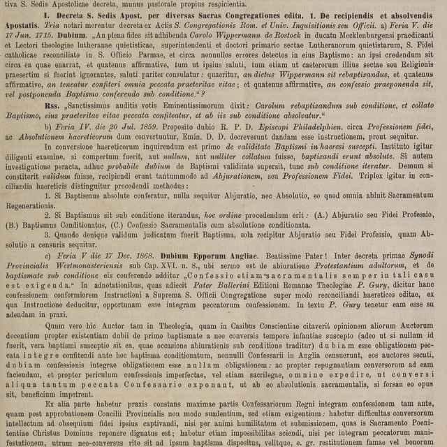 Venerabilli et Honorabili Clero Dioecesis Nostrae salutem in Domino, et Paternam ac Praesuleam Nostram Benedictionem! - Roškováni, Augustín