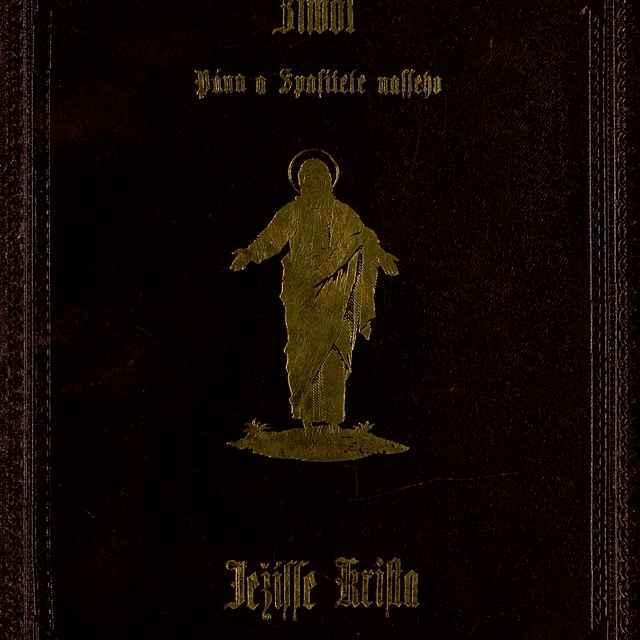 Žiwot Pána a Spasitele nasseho Ježisse Krista - Braxatoris, Martin Miloš
