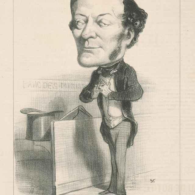 Buffet - Daumier, Honoré