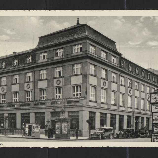 Pohľadnica: Ružomberok - Kultúrny dom