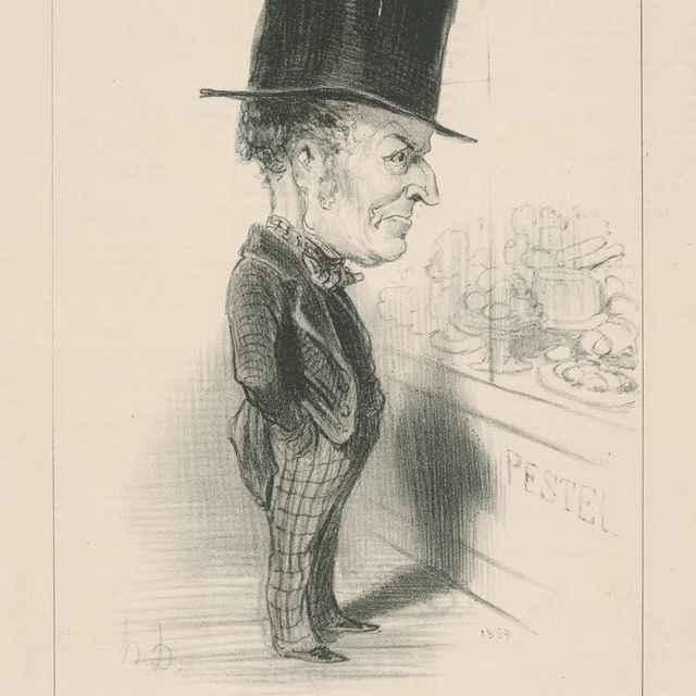 Besnard - Daumier, Honoré
