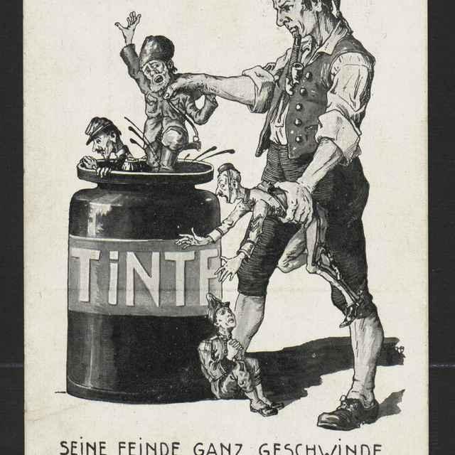 Pohľadnica:1.svetová vojna