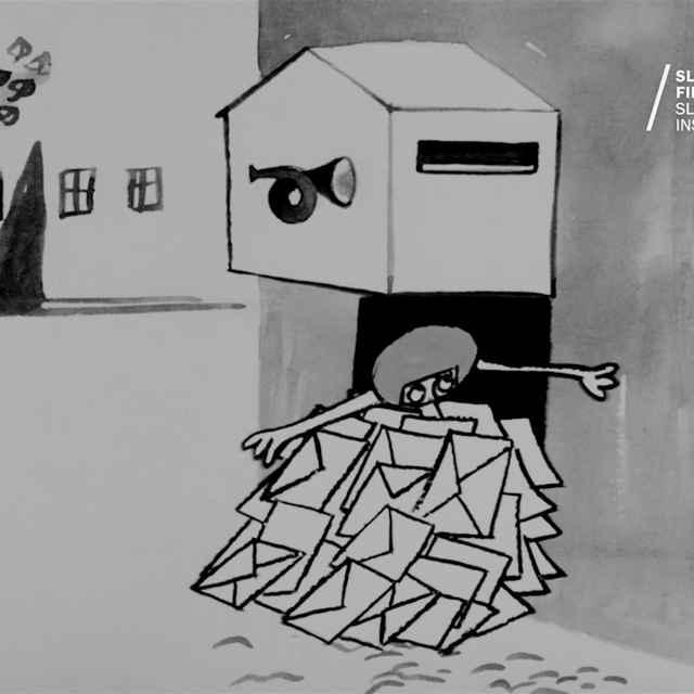 Dita na pošte - Kubal, Viktor