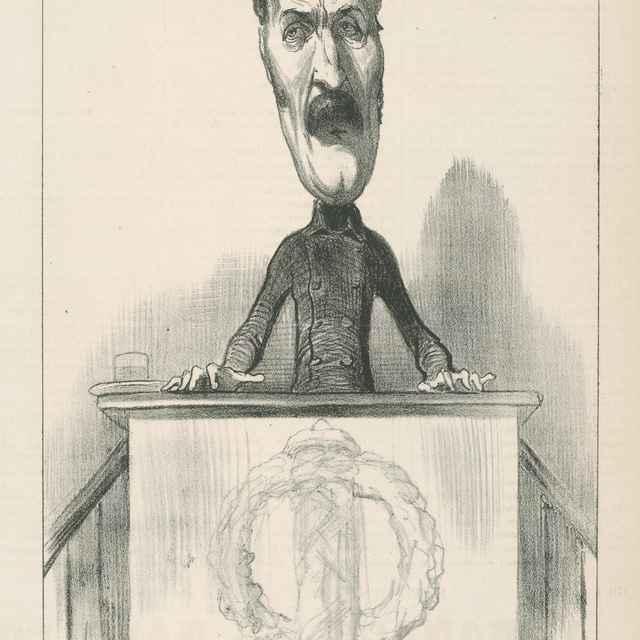 Bastide - Daumier, Honoré