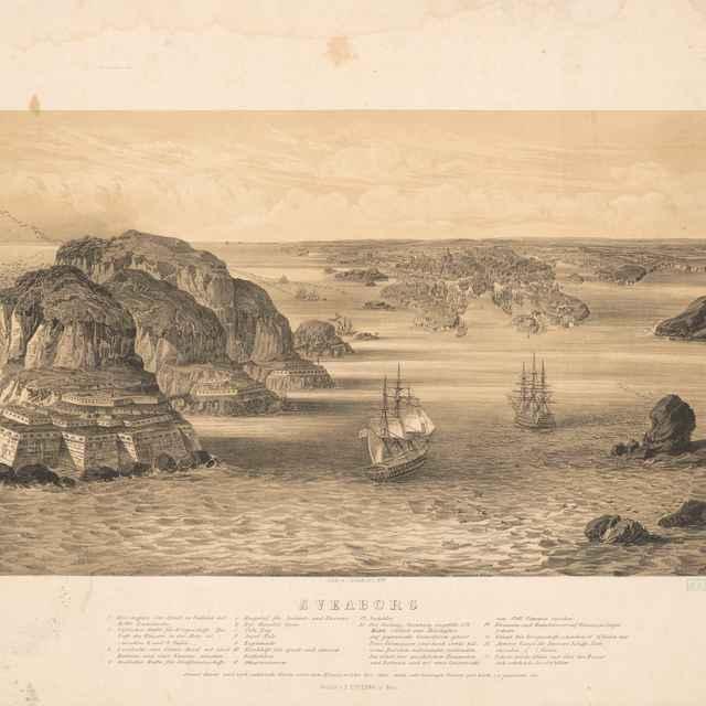 Sveaborg, prístav vo Fínsku - Kaiser, Alexander