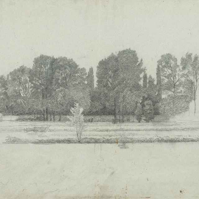 Krajina s listnatými stromami - Katona, Ferdinand