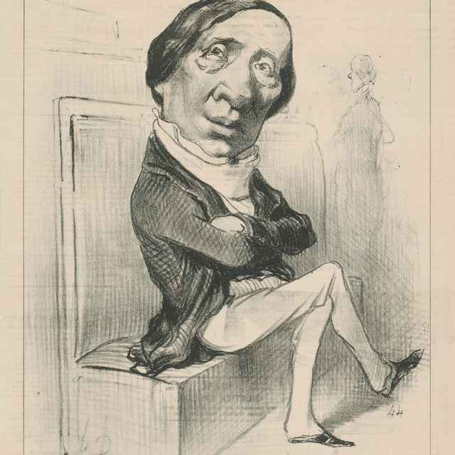 Charles Dupin - Daumier, Honoré