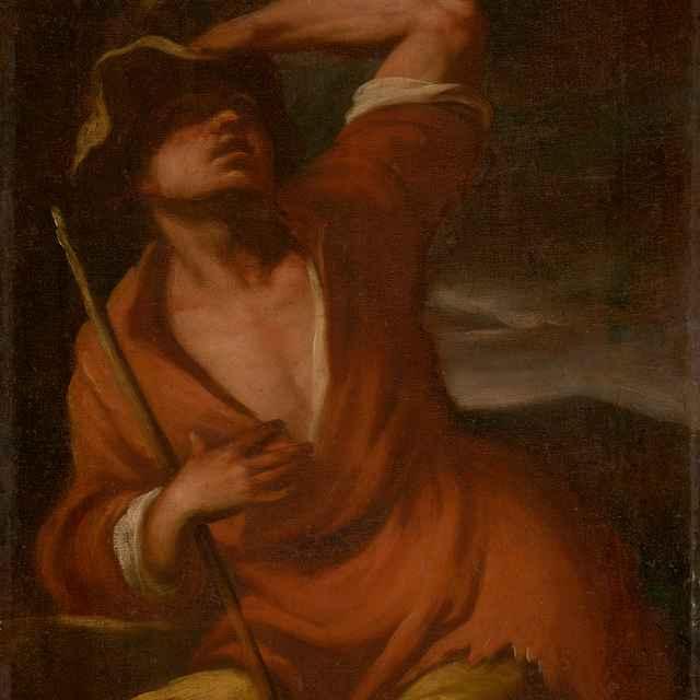 Zvestovanie pastierom - Schrött, Erazmus