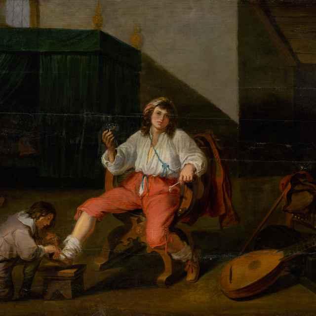Čaša vína - Herp I., Willem van