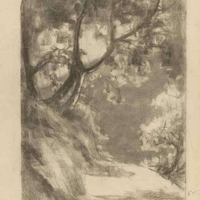 Starý strom nad cestou - Čordák, Ľudovít