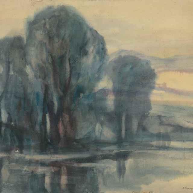 Stromy na rieke - Palugyay, Zolo