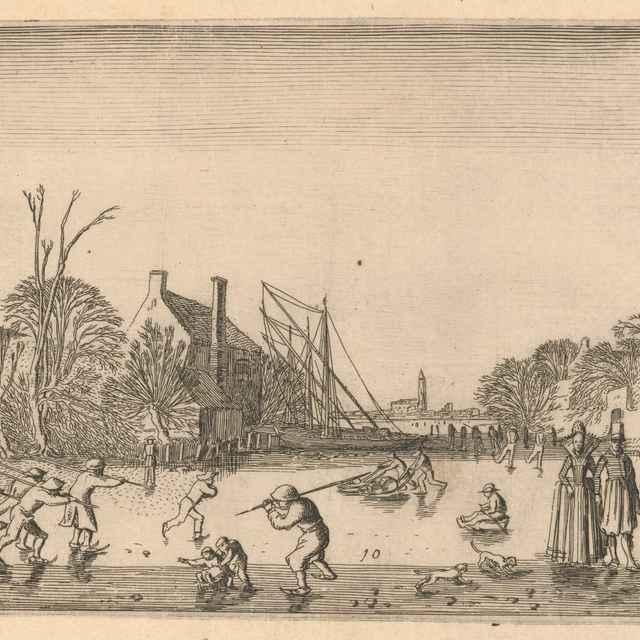 43. list z albumu - Velde ml., Jan van de
