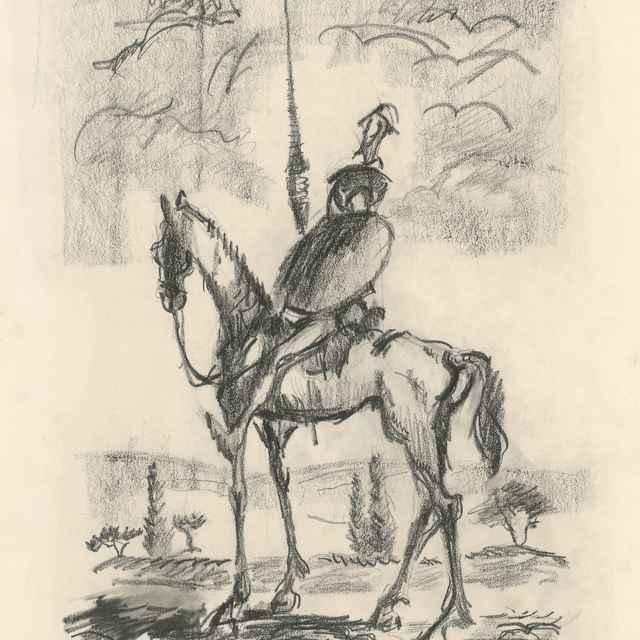 Don Quijote - Majerník, Cyprián