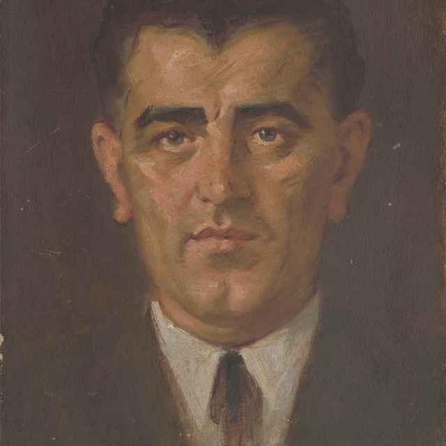 Portrét pána Miklánka - Mitrovský, Milan Thomka