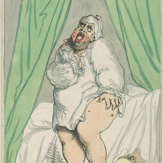Karikatúra - Rowlandson, Thomas