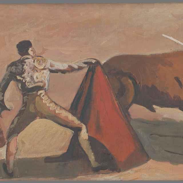 Býči zápas - Majerník, Cyprián