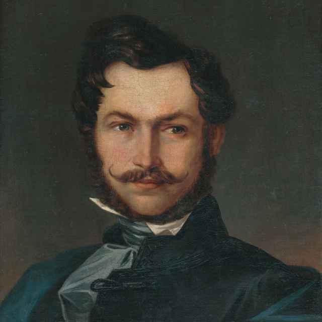 Autoportrét - Ujváry, Michal