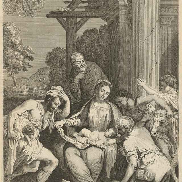 Klaňanie pastierov - Boel, Quirin