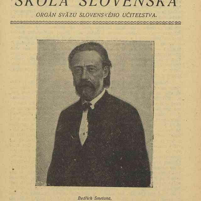 Bedřich Smetana - ,