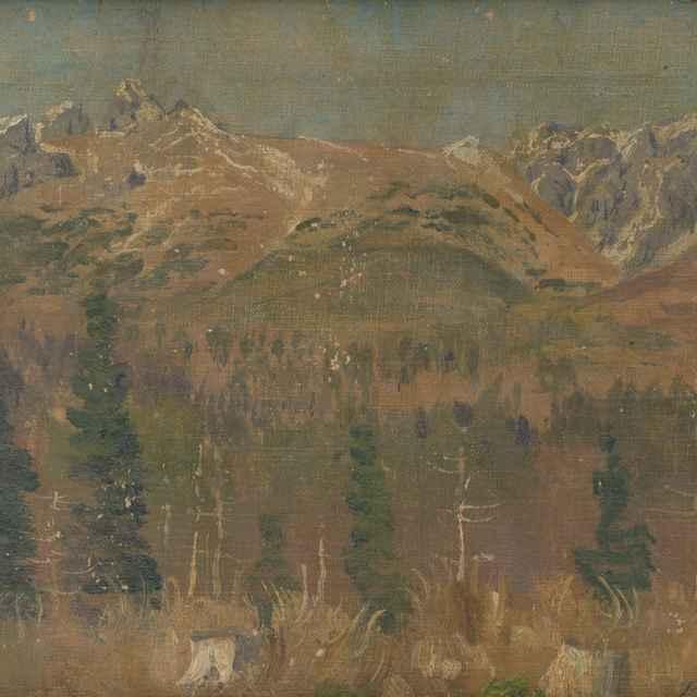 Tatry na jar - Katona, Ferdinand