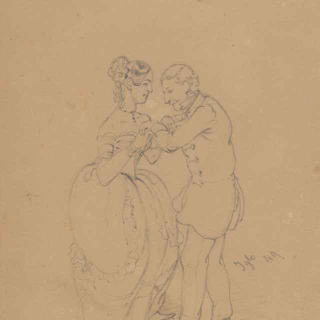 Tanec - Scheidlin, Friedrich Carl von