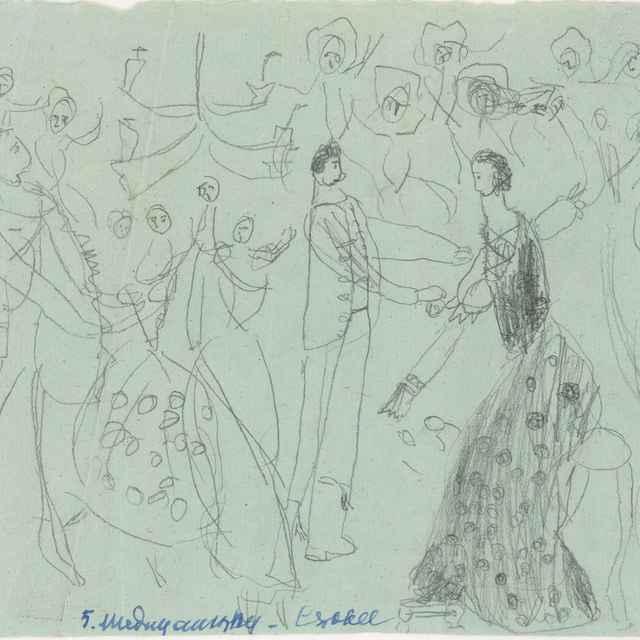 Výzva do tanca - Mednyánszky, Ladislav