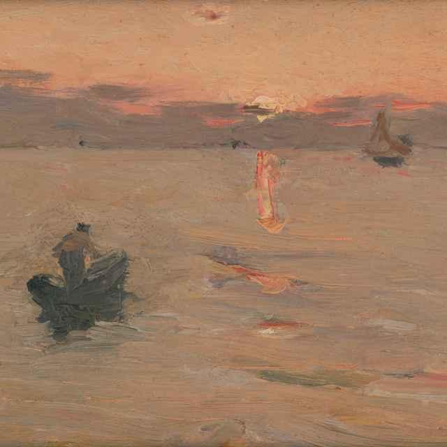 Rybár na mori - Skutecký, Dominik